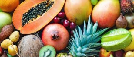 Türkiye'de yetişen tropikal meyveler