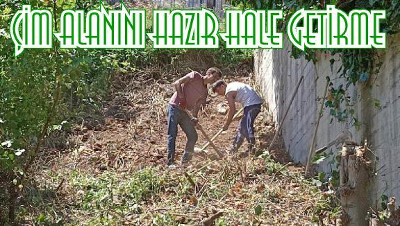 çim ekiminde toprak hazırlığı