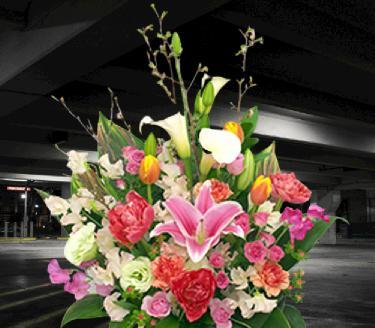 aranjman çiçek çeşitleri