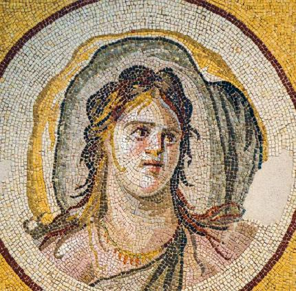 Defne'nin mitolojik hikayesi