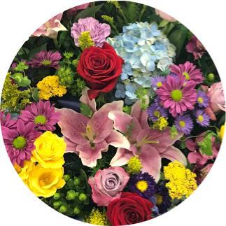 4 mevsim çiçekli bahçeler