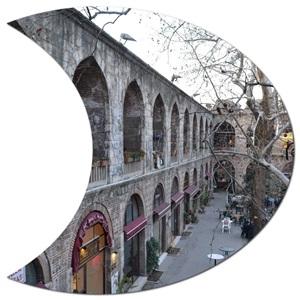 Bursa da tarihi hanlar nerede