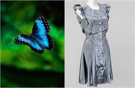Biyomimikri Su tutmayan Giysi Tasarımı