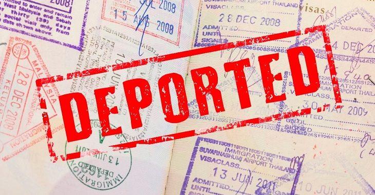 Deport oldum Türkiye'ye nasıl gidebilirim?