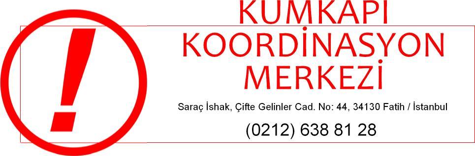 İstanbul İl Göç İdaresi Avrupa Yakası Koordinasyon Bürosu Konumu